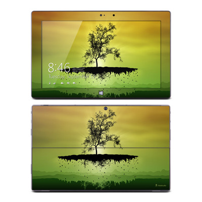 Microsoft Surface Pro Skin - Flying Tree Amber