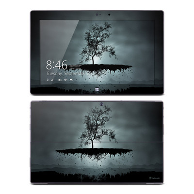 Microsoft Surface Pro Skin - Flying Tree Black