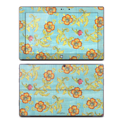 Microsoft Surface Pro Skin - Garden Jewel