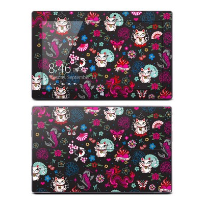 Microsoft Surface Pro Skin - Geisha Kitty