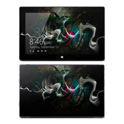 Microsoft Surface Pro Skin - Graffstract