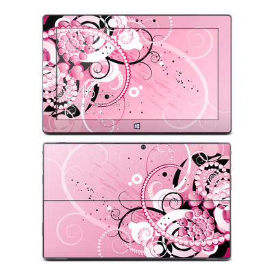 Microsoft Surface Pro Skin - Her Abstraction