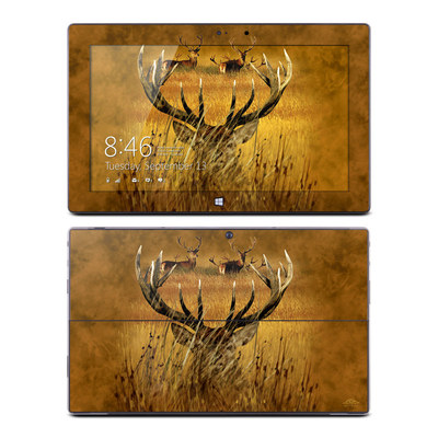 Microsoft Surface Pro Skin - Hiding Buck