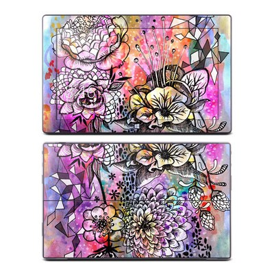 Microsoft Surface Pro Skin - Hot House Flowers