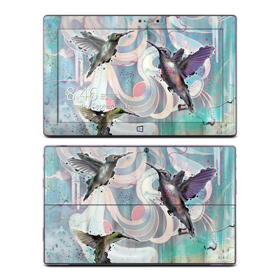 Microsoft Surface Pro Skin - Hummingbirds