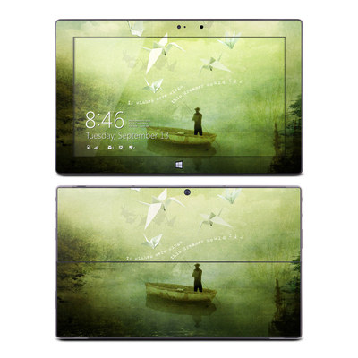 Microsoft Surface Pro Skin - If Wishes