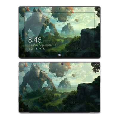 Microsoft Surface Pro Skin - Invasion