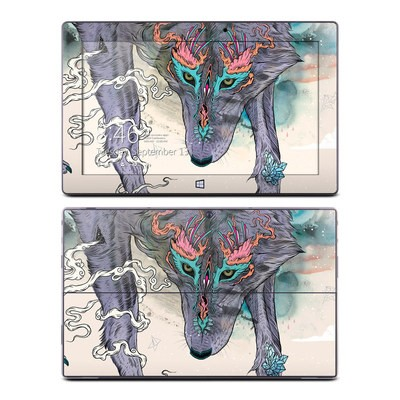 Microsoft Surface Pro Skin - Journeying Spirit