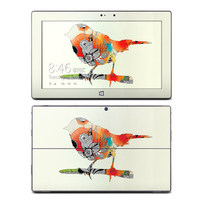 Microsoft Surface Pro Skin - Little Bird