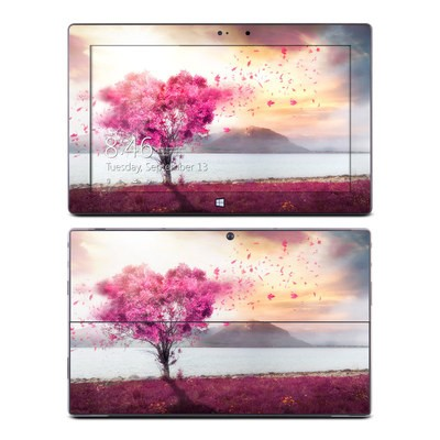 Microsoft Surface Pro Skin - Love Tree