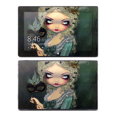 Microsoft Surface Pro Skin - Marie Masquerade
