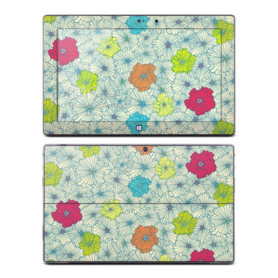 Microsoft Surface Pro Skin - May Flowers