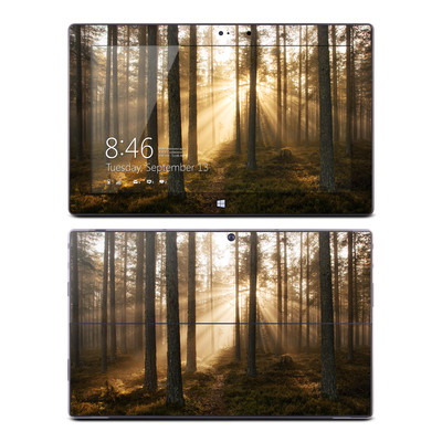 Microsoft Surface Pro Skin - Misty Trail