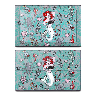 Microsoft Surface Pro Skin - Molly Mermaid