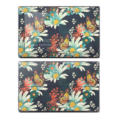 Microsoft Surface Pro Skin - Monarch Grove