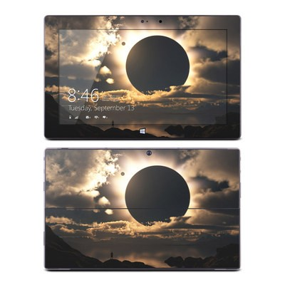 Microsoft Surface Pro Skin - Moon Shadow