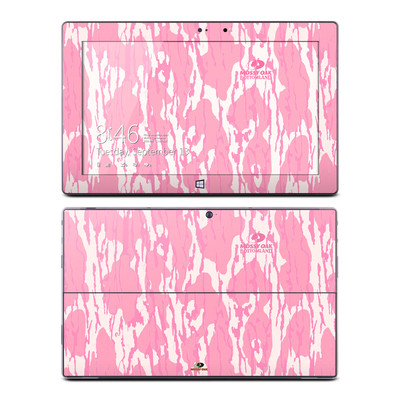 Microsoft Surface Pro Skin - New Bottomland Pink