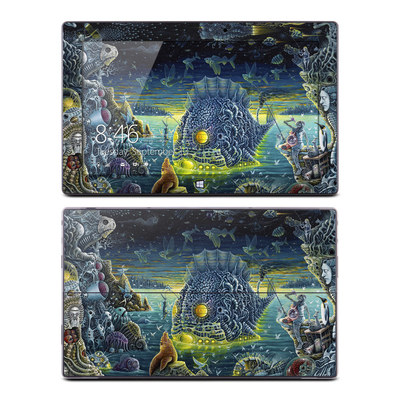 Microsoft Surface Pro Skin - Night Trawlers