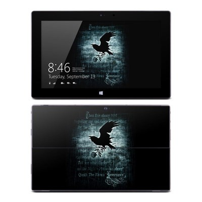 Microsoft Surface Pro Skin - Nevermore