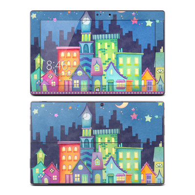 Microsoft Surface Pro Skin - Our Town