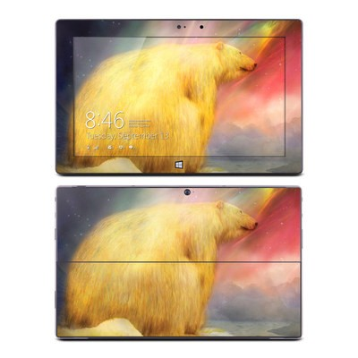 Microsoft Surface Pro Skin - Polar Bear