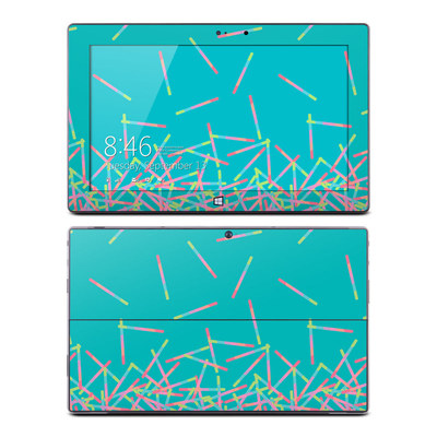 Microsoft Surface Pro Skin - Pop Rocks Wands