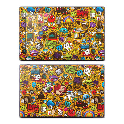 Microsoft Surface Pro Skin - Psychedelic