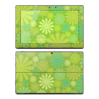 Microsoft Surface Pro Skin - Lime Punch