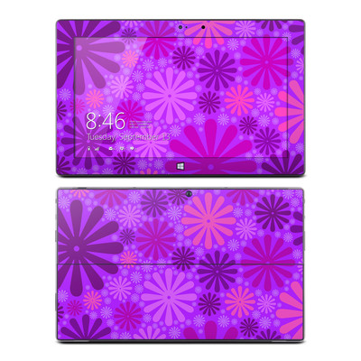 Microsoft Surface Pro Skin - Purple Punch