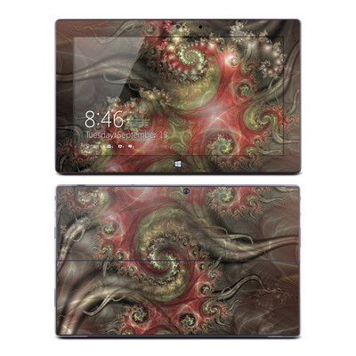 Microsoft Surface Pro Skin - Reaching Out