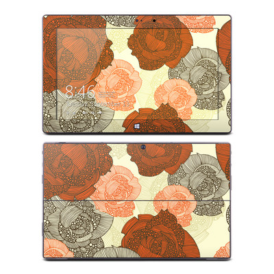 Microsoft Surface Pro Skin - Roses