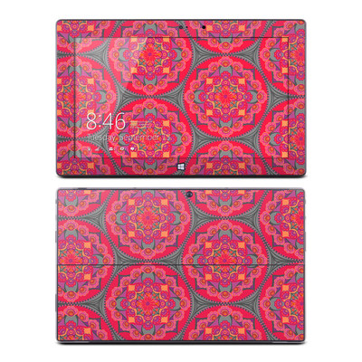 Microsoft Surface Pro Skin - Ruby Salon