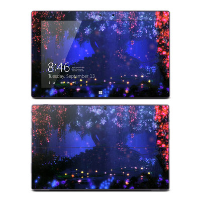 Microsoft Surface Pro Skin - Satori Night