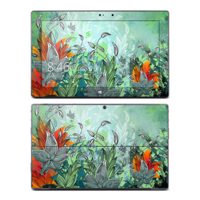 Microsoft Surface Pro Skin - Sea Flora