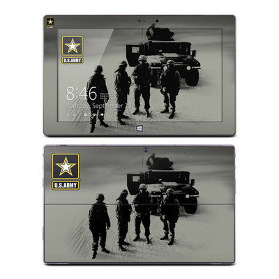 Microsoft Surface Pro Skin - Soldiers All
