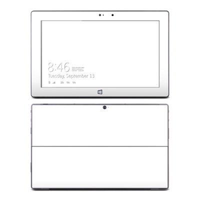 Microsoft Surface Pro Skin - Solid State White