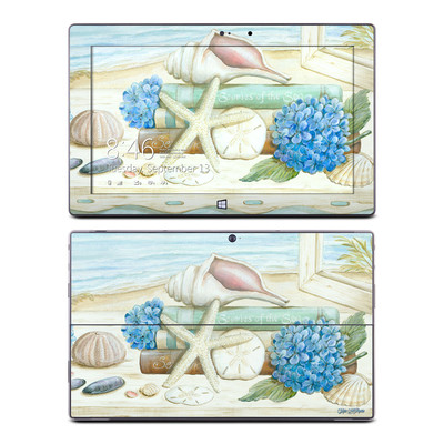 Microsoft Surface Pro Skin - Stories of the Sea