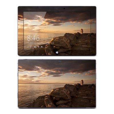 Microsoft Surface Pro Skin - Sunset Beacon
