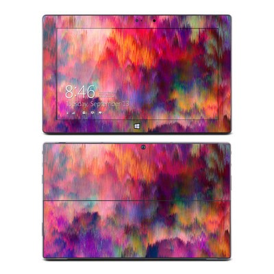 Microsoft Surface Pro Skin - Sunset Storm