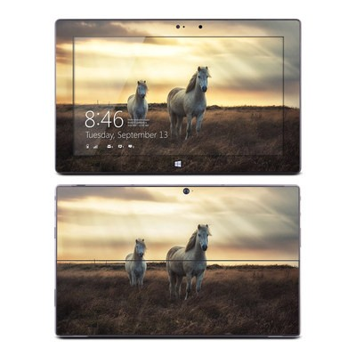 Microsoft Surface Pro Skin - Hornless Unicorns