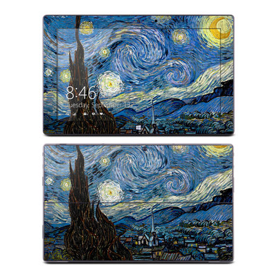 Microsoft Surface Pro Skin - Starry Night