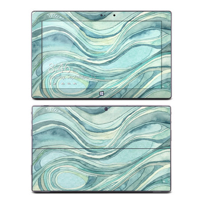 Microsoft Surface Pro Skin - Waves