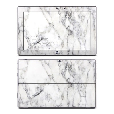 Microsoft Surface Pro Skin - White Marble