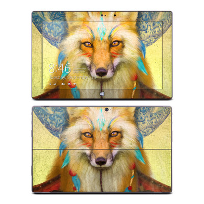 Microsoft Surface Pro Skin - Wise Fox