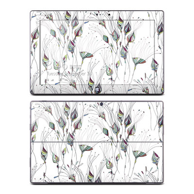 Microsoft Surface Pro Skin - Wildflowers