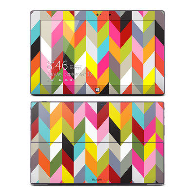 Microsoft Surface Pro Skin - Ziggy Condensed