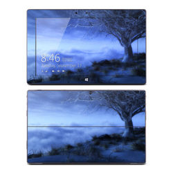Microsoft Surface RT Skin - World's Edge Winter