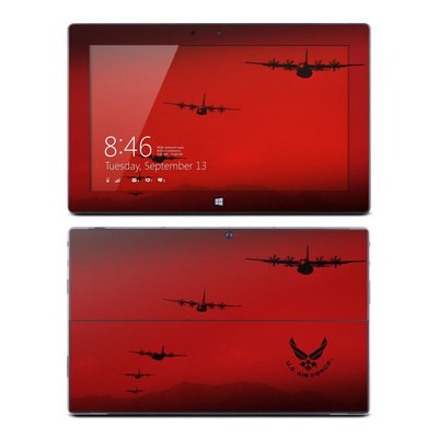 Microsoft Surface RT Skin - Air Traffic