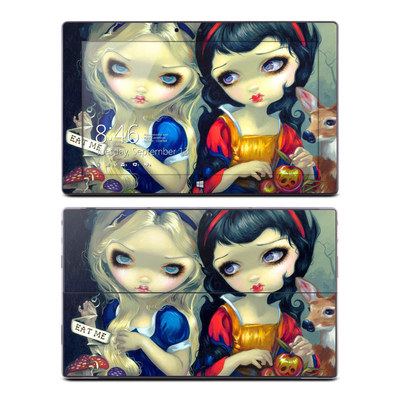 Microsoft Surface RT Skin - Alice & Snow White