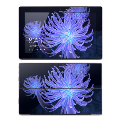 Microsoft Surface RT Skin - Anemones
